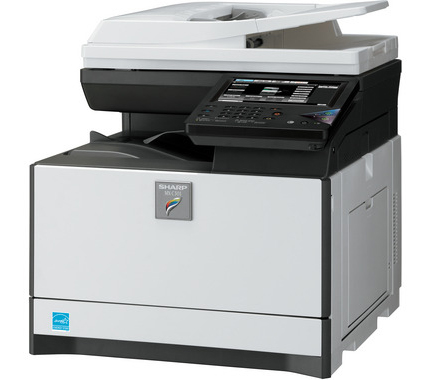 Different types of photocopiers